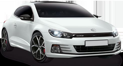 Volkwagen Scirocco 2015